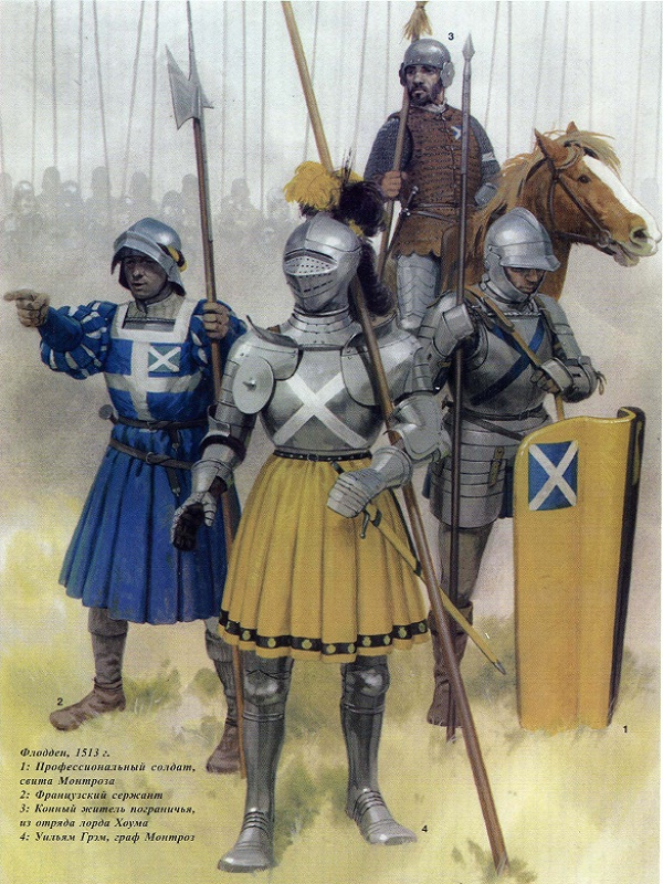 Scottish Knights